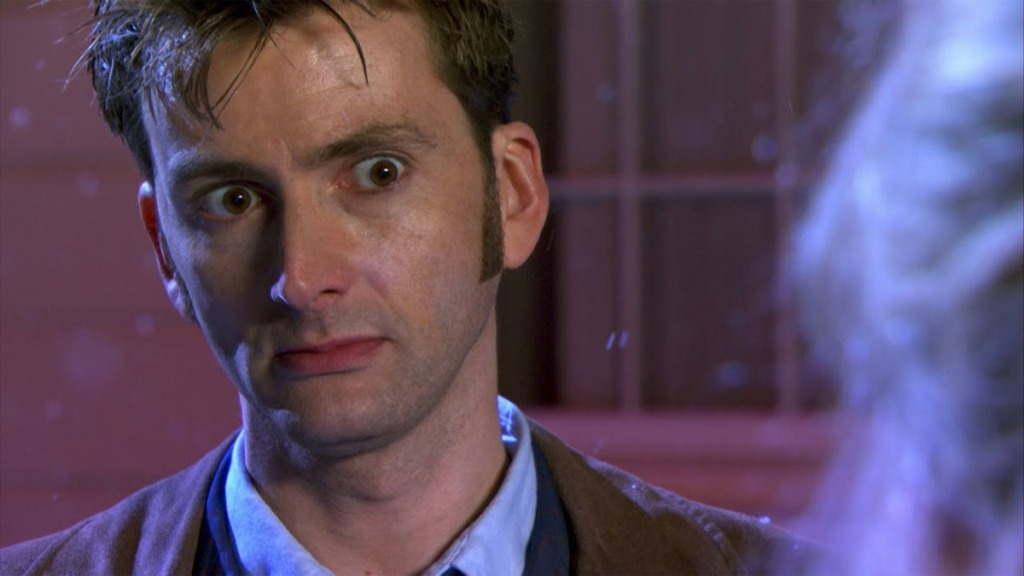 Doctor Who David Tennant Waters of Mars Time Lord Victorious