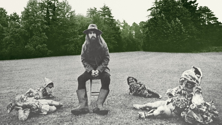 George Harrison All Things Must Pass 50th Anniversary Album Cover