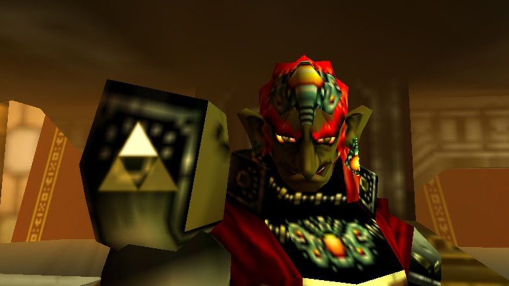 Ganondorf Ganon - The Legend of Zelda: Ocarina of Time