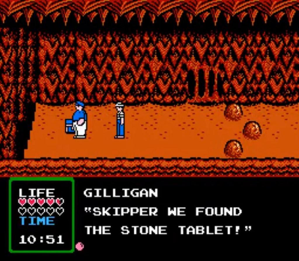 The Adventures Of Gilligan's Island NES