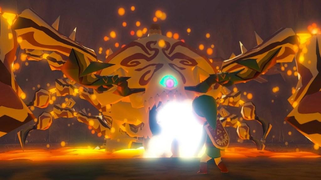 Gohma - The Legend of Zelda: The Wind Waker