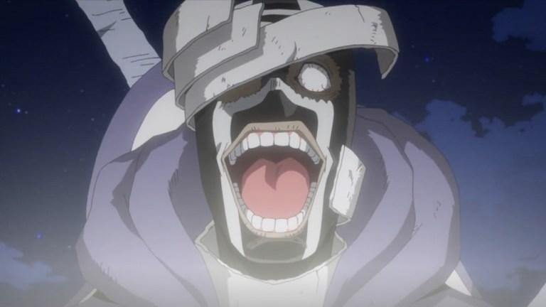 My Hero Academia Season 5 Episode 18 Ending Maniacal