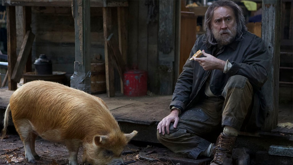 Nicolas Cage in Pig Review