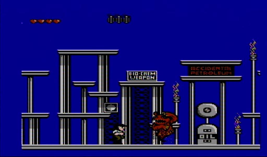 Operation Secret Storm NES