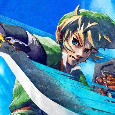 Legend of Zelda: Skyward Sword HD