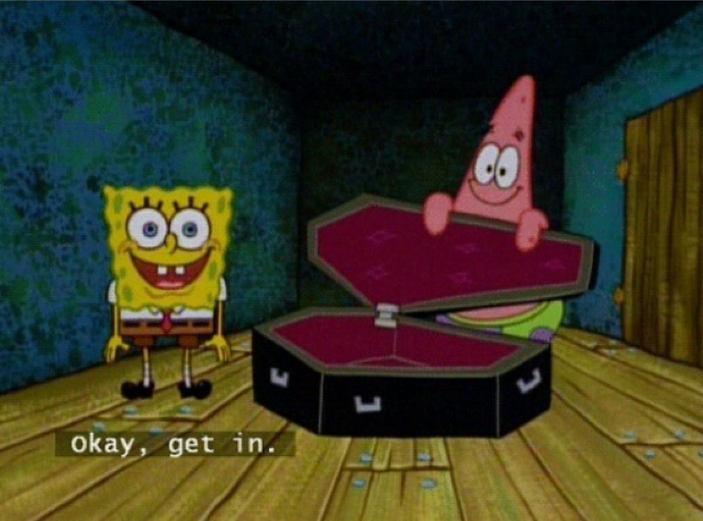 SpongeBob Memes - Okay, Get In