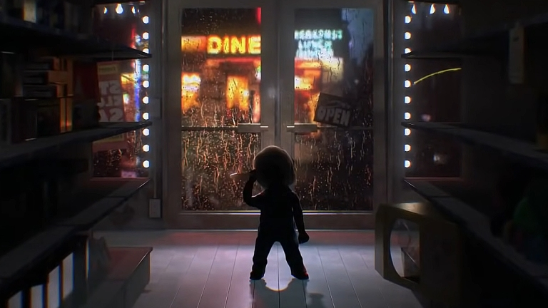 Chucky TV series teaser.