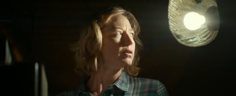 Carrie Coon as Callie from Ghostbusters: Afterlife