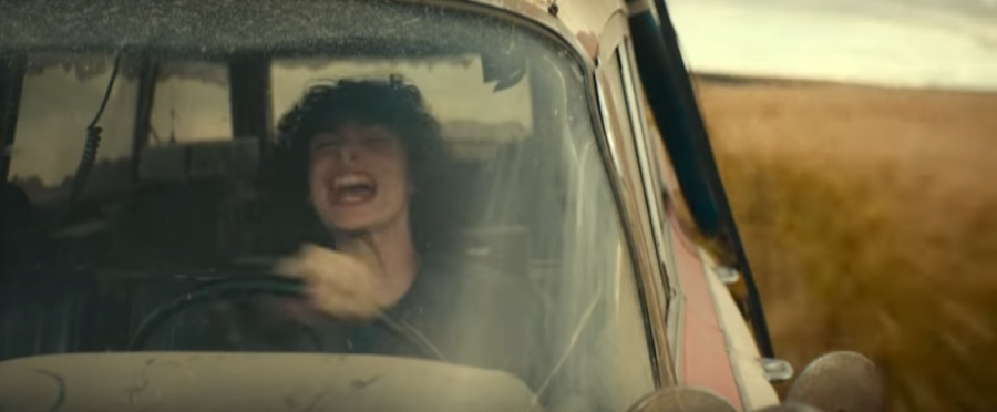 Finn Wolfhard as Trevor from Ghostbusters: Afterlife