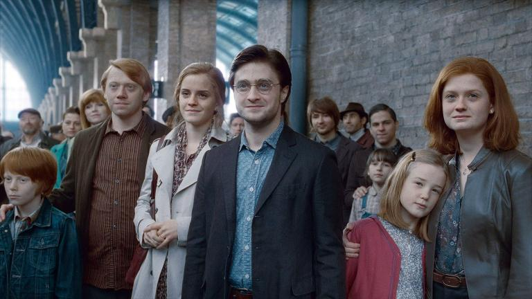 Harry Potter and the Deathly Hallows Part 2 Epilogue