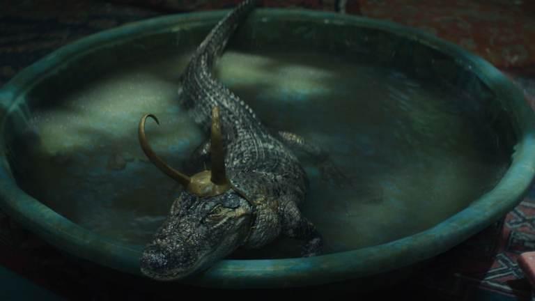 Alligator Loki in Marvel's Loki