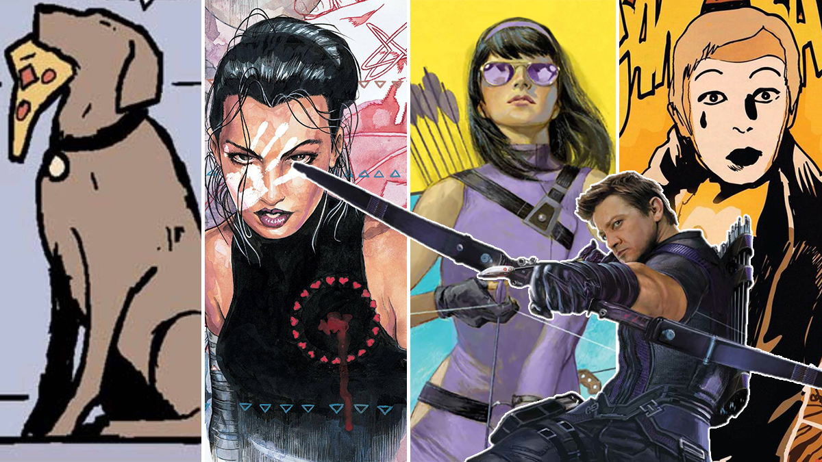 Hawkeye: Everything We Know About the Disney+ Marvel Series - Den of Geek