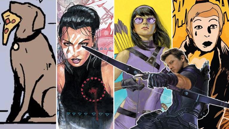 Marvel's Hawkeye on Disney+