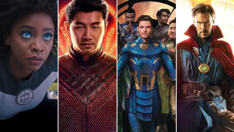 MCU Phase 4: Marvel Studios Movies and TV Releases