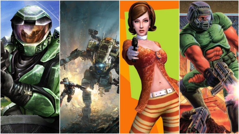 Best FPS Games Ever