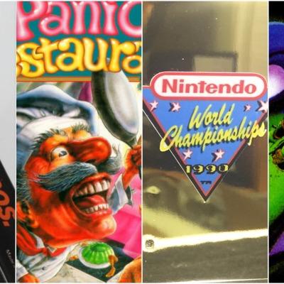Rare NES Games