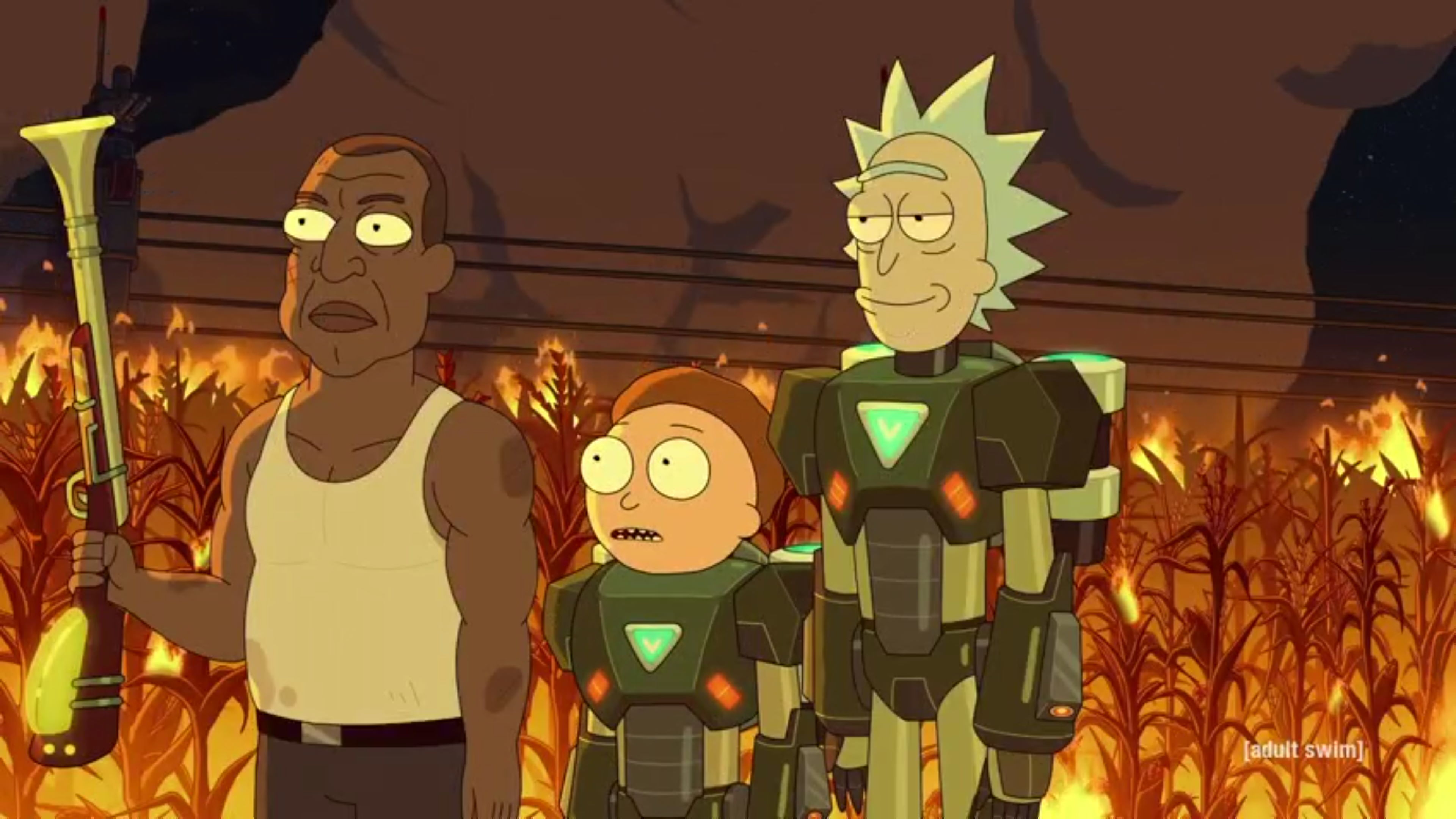 Rick and Morty Season 5 Episode 6 Review: Rick & Morty's Thanksploitation  Spectacular - Den of Geek