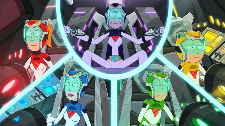 Rick and Morty Season 5 Episode 7