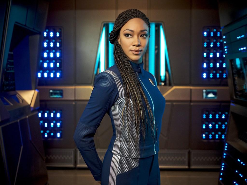 Kate Mulgrews Captain Janeway Makes Her Return in Star