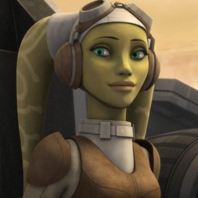 Star Wars Hera Syndulla