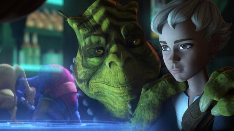 Star Wars: The Bad Batch Episode 10 Easter Eggs
