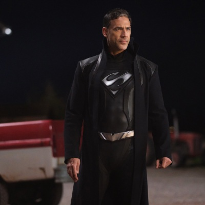 Adam Rayner as Morgan Edge on Superman & Lois