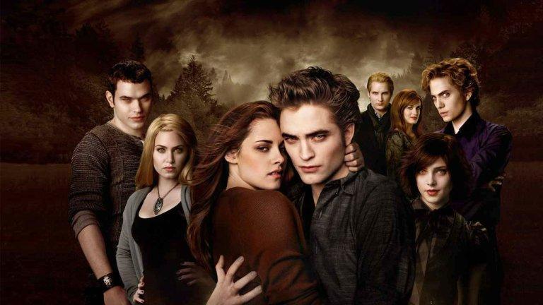 The Twilight Saga: Best Movie Sequence
