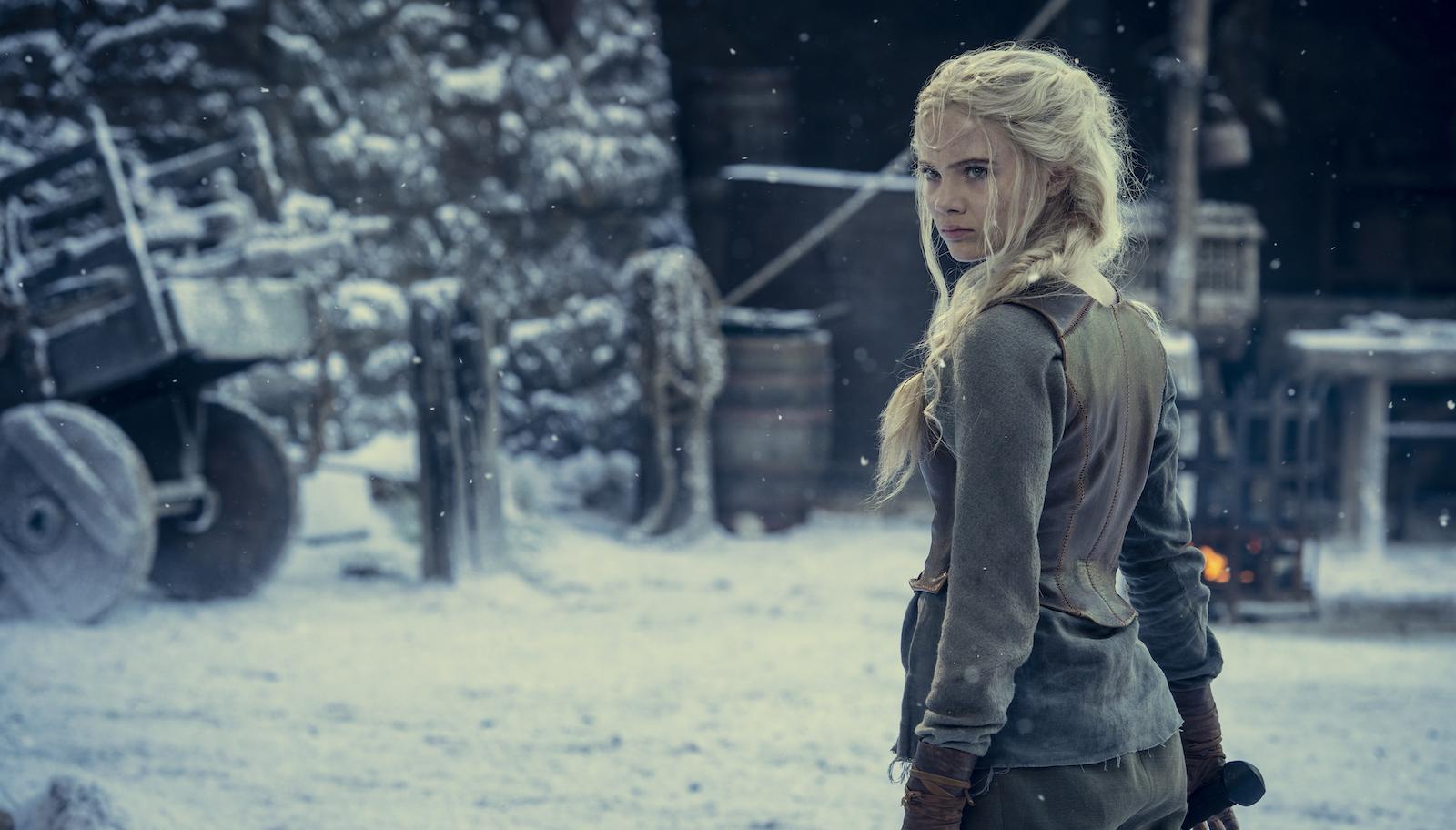The Witcher Season 2 Trailer Showcases Ciri's Training - Den of Geek