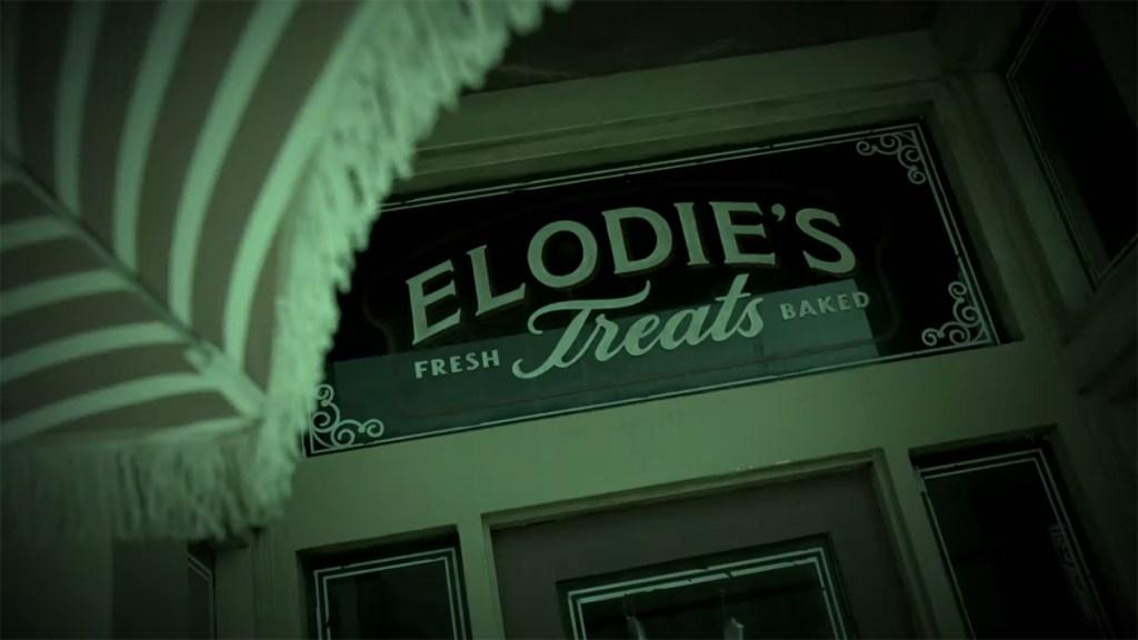 The Walking Dead Temporada 11: Panadería de Elodie.