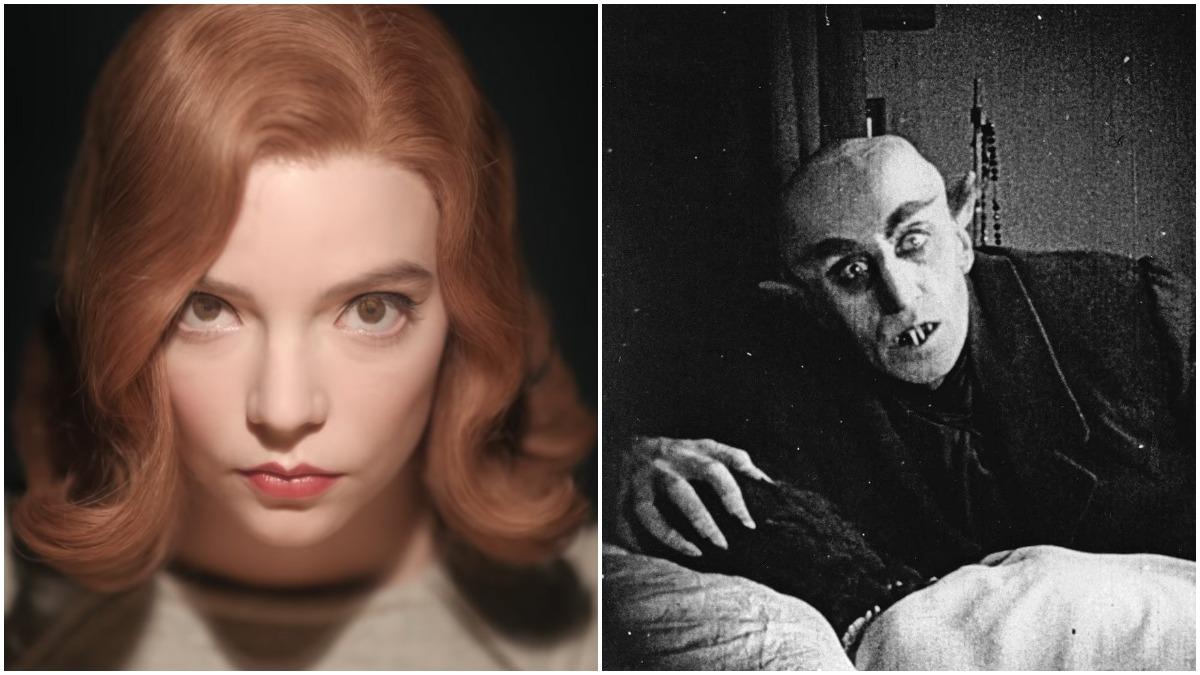 Anya Taylor-Joy and Robert Eggers' Nosferatu Revives the Strangest Movie Vampire - Den of Geek