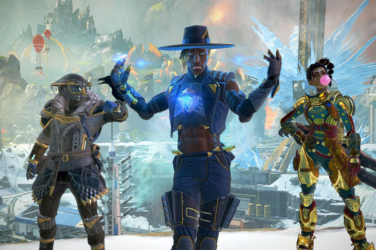 Apex Legends: Best Season 10 Meta Legends