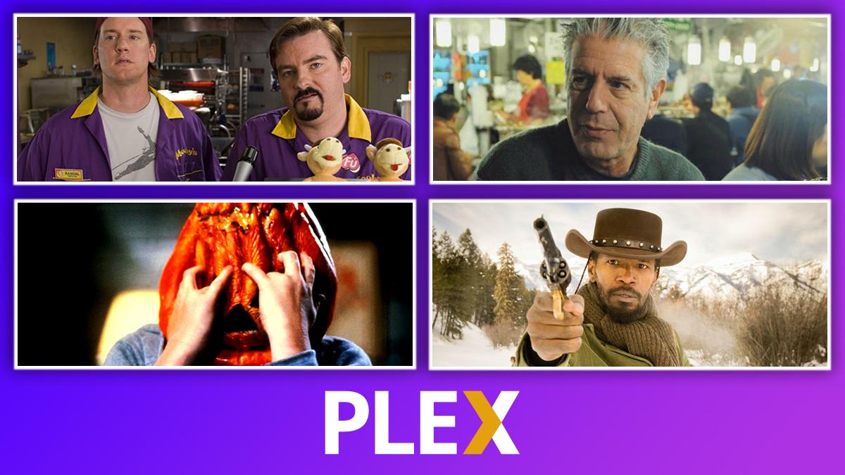 Plex TV New Movies