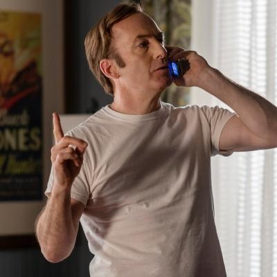 Jimmy McGill (Bob Odenkirk) in Better Call Saul Season 5