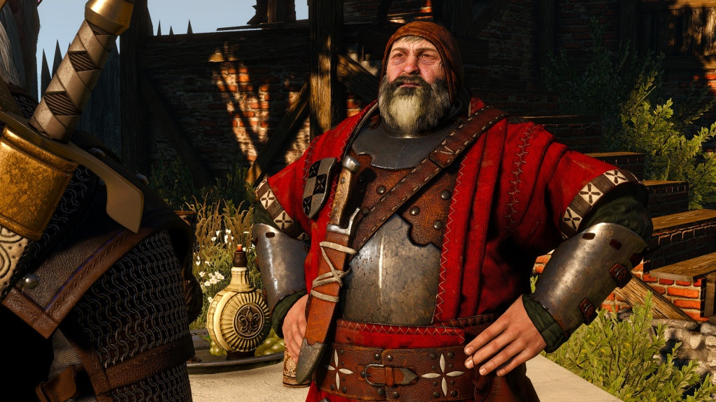 """Phillip """"The Bloody Baron"""" Strenger - The Witcher 3"""