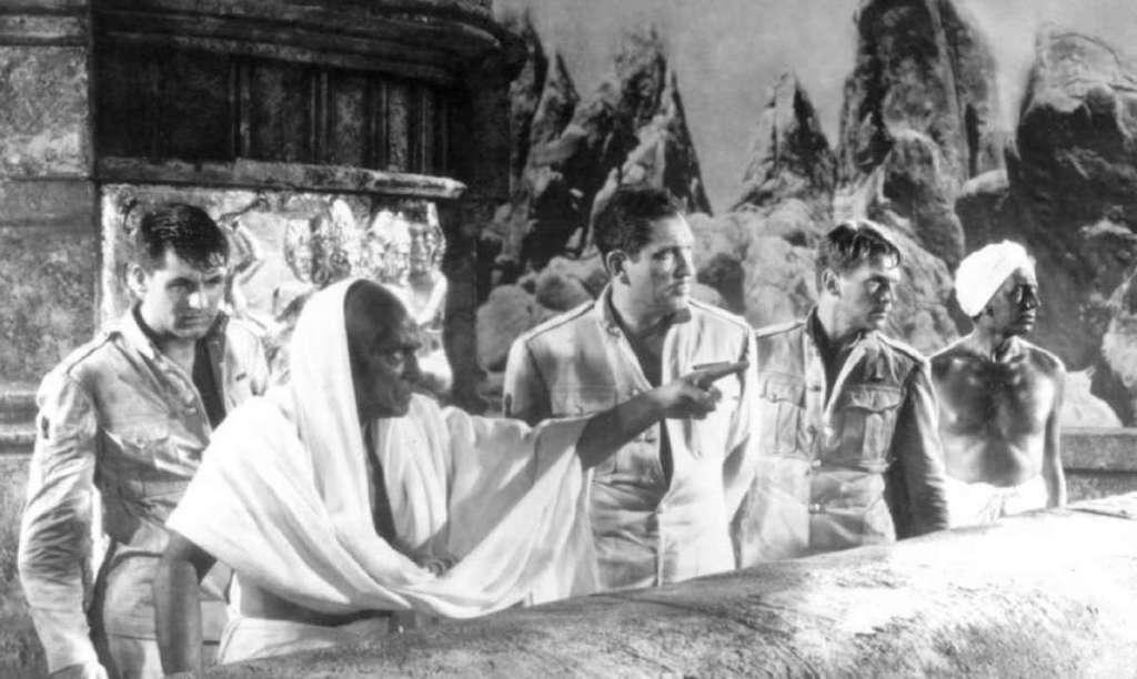 Cast of Gunga Din