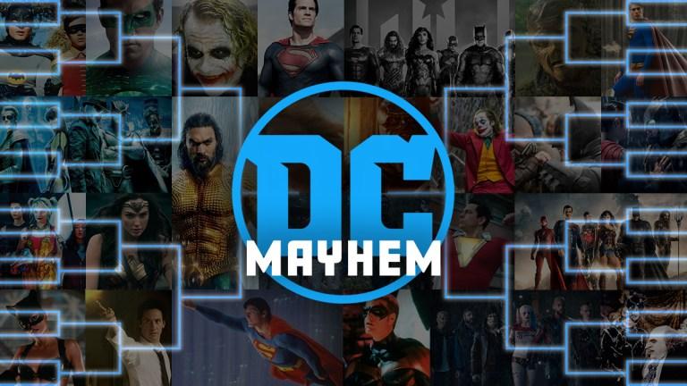 DC Mayhem promo