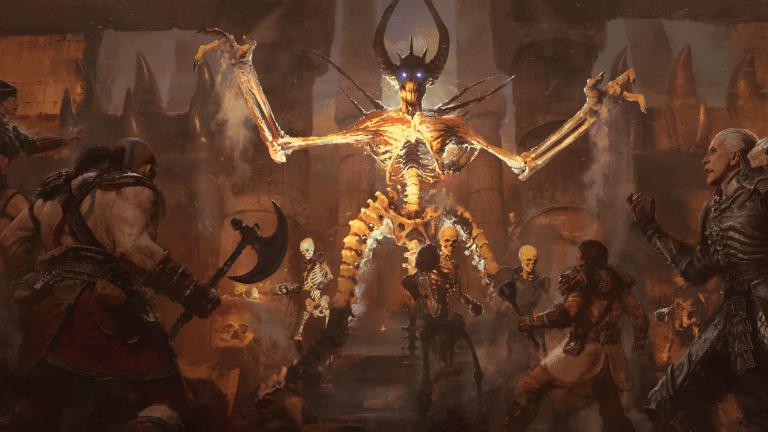 Is Diablo 2: Resurrected In Danger of Repeating Warcraft 3: Reforged's Mistakes? - Den of Geek