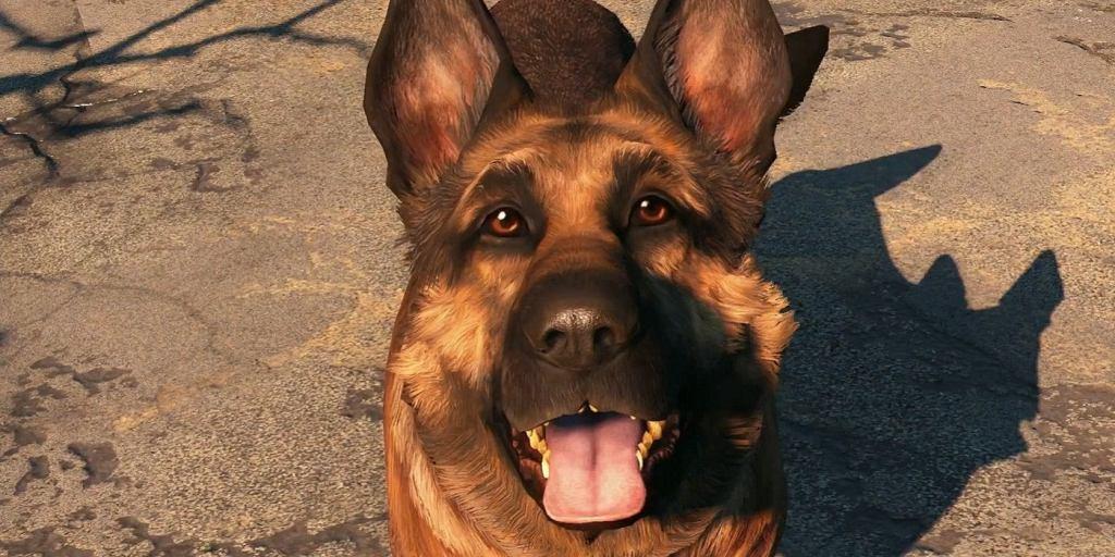 Dogmeat - Fallout