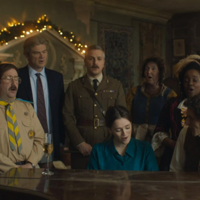 Ghosts Christmas Special BBC