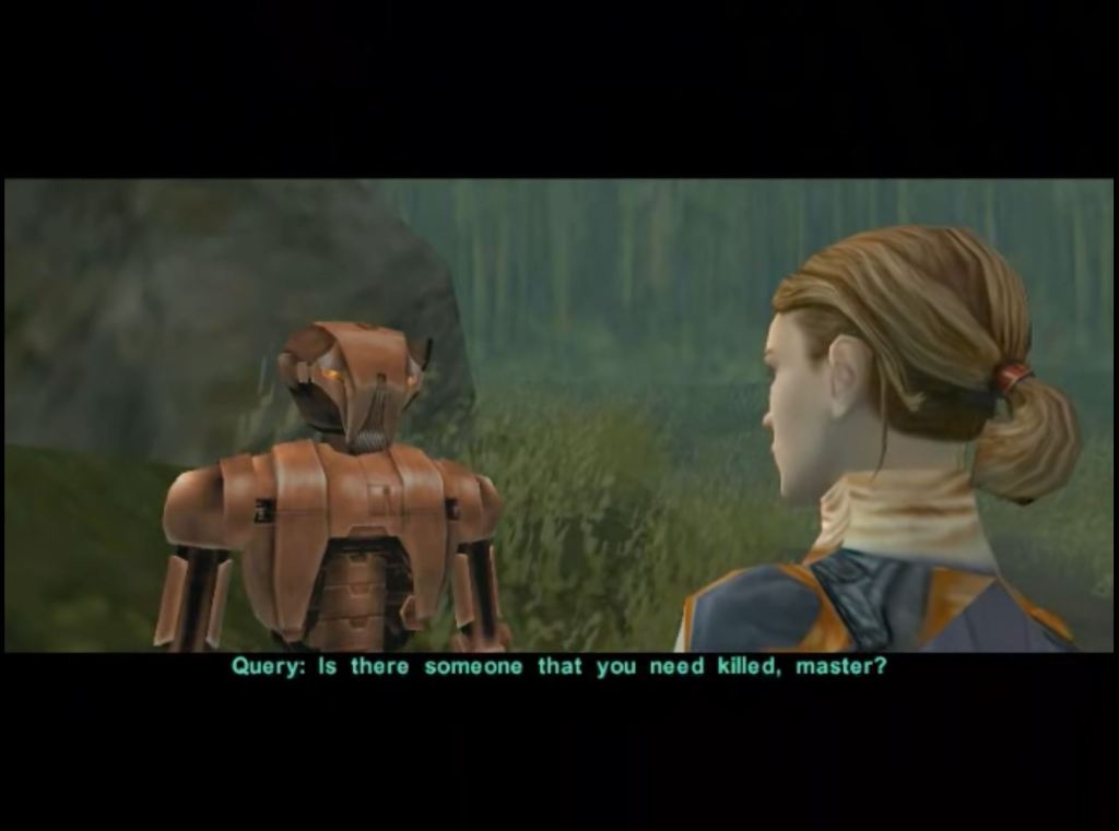 HK-47 - Star Wars: Knights of the Old Republic