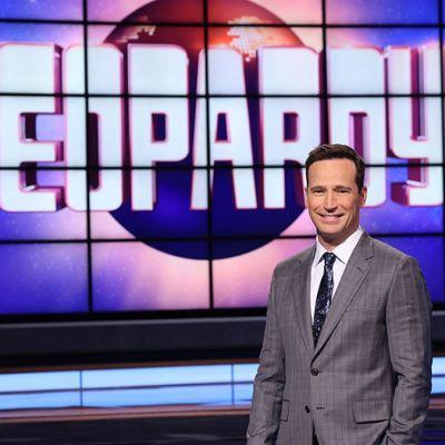 Jeopardy! Host Mike Richards