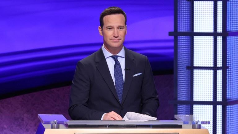 Mike Richards on Jeopardy!