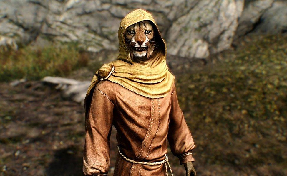 M'aiq the Liar - The Elder Scrolls