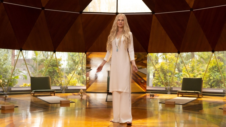 Nicole Kidman as Masha in Nine Perfect Strangers