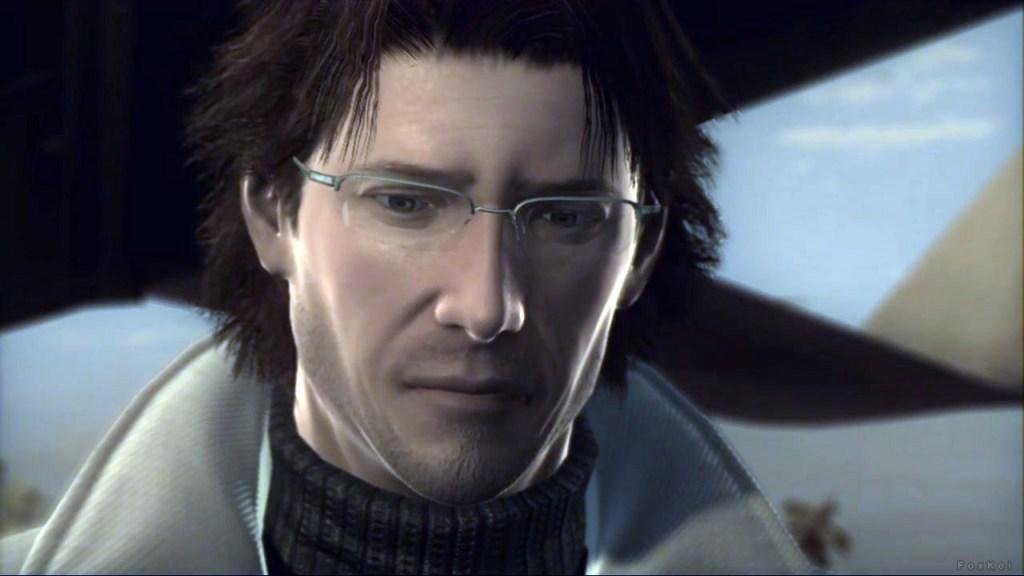 "Hal ""Otacon"" Emmerich Metal Gear Solid"