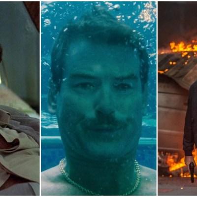 Pierce Brosnan Anti-James Bond Roles