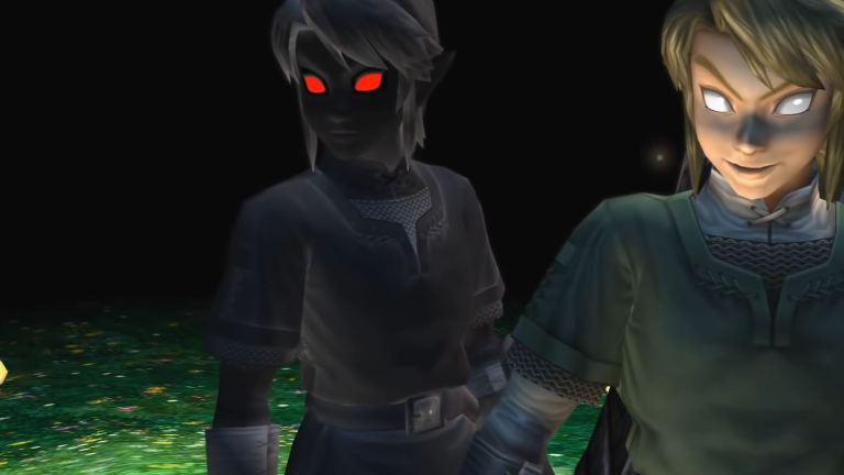 The Legend of Zelda Shadow Link