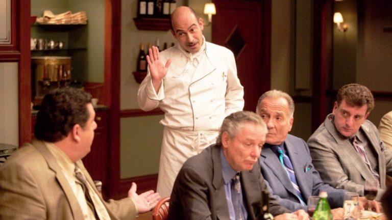 Artie Bucco (John Ventimiglia) in The Sopranos