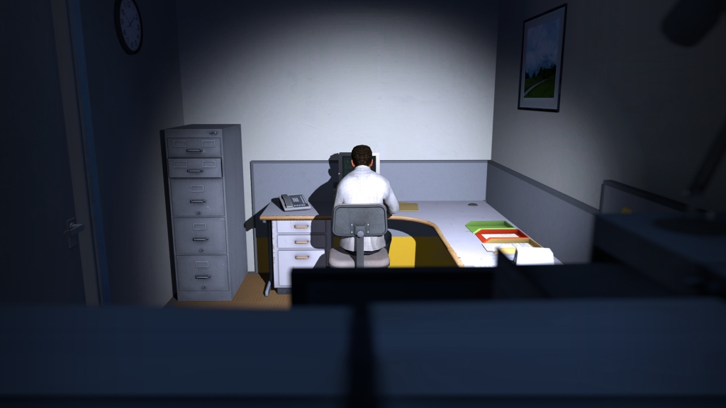 The Narrator - Stanley Parable