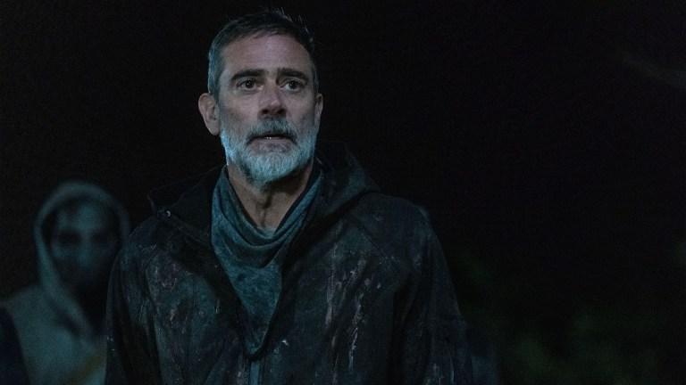 Negan (Jeffrey Dean Morgan) in The Walking Dead Season 11 Episode 1